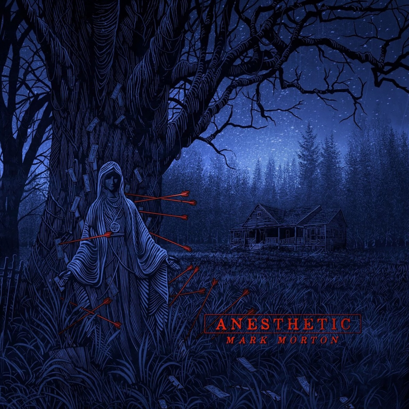 mark morton solo album art