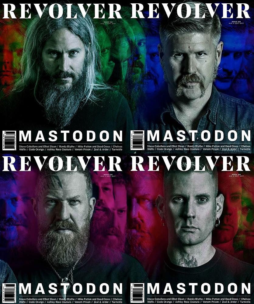 Mastodon Covers 2017