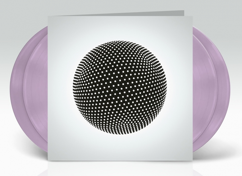 tesseract vinyl product shot