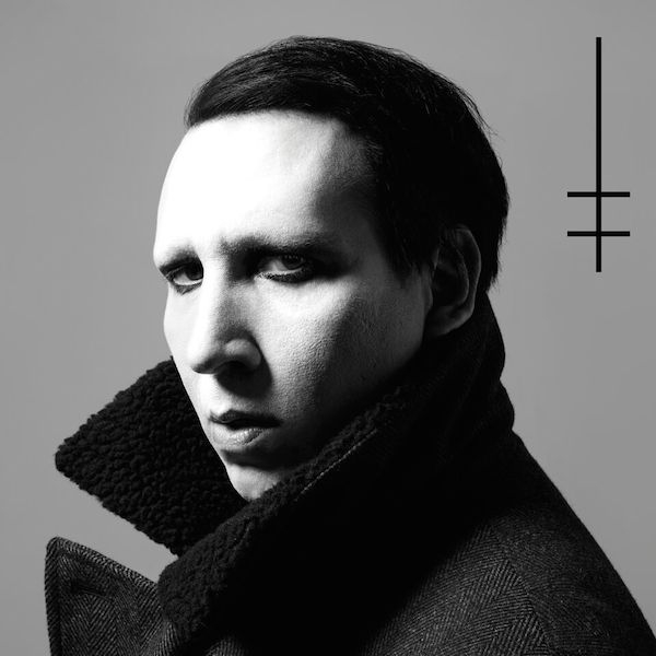 Marilyn Manson Heaven Upside Down Album Art 2017