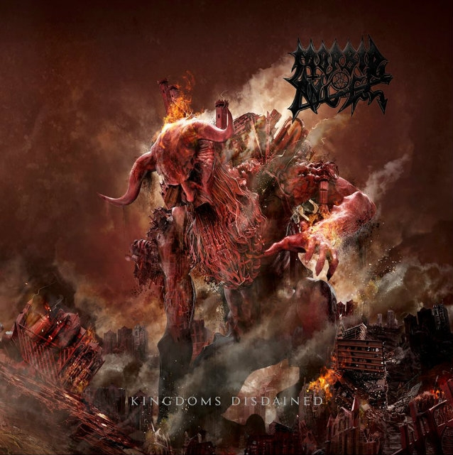 morbid angel kingdoms distained