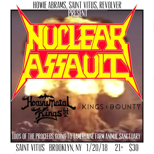 Nuclear Assault Promo