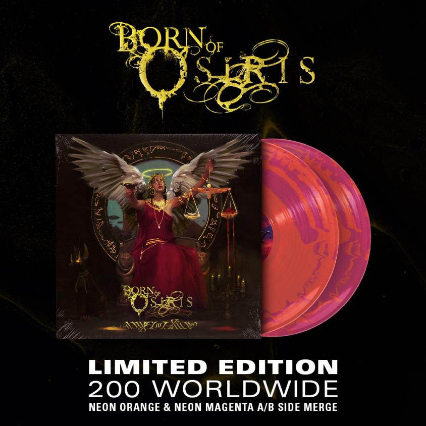 born of osiris angel or alien vinyl admat