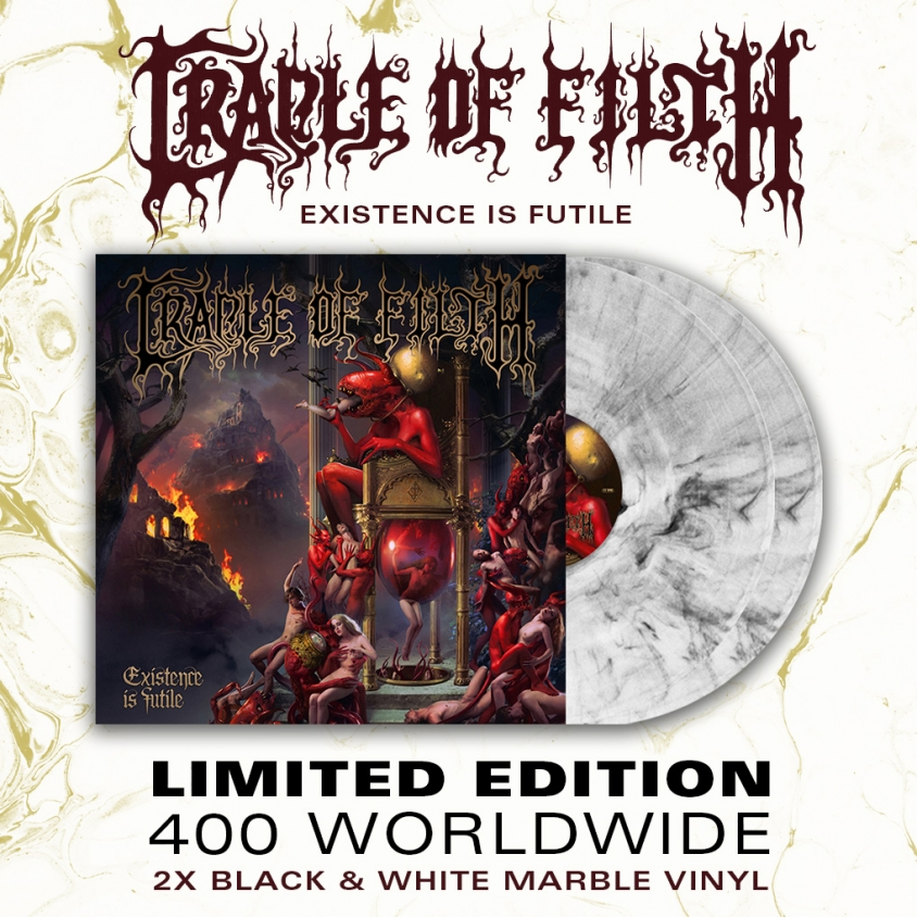 cradle of filth vinyl admat