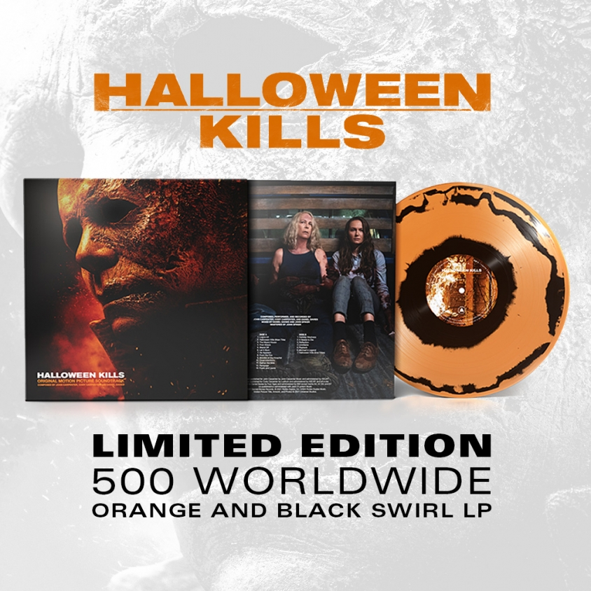 halloween kills vinyl admat