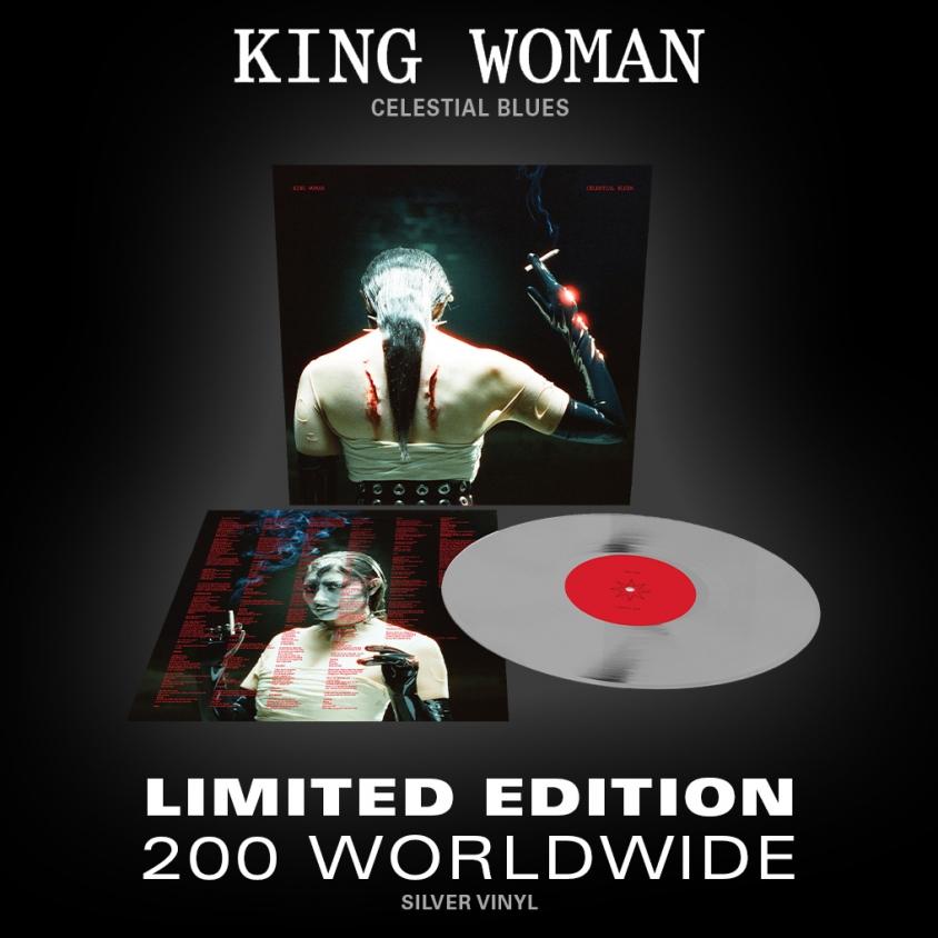 King Woman 'Celestial Blues' 1018 x 1018