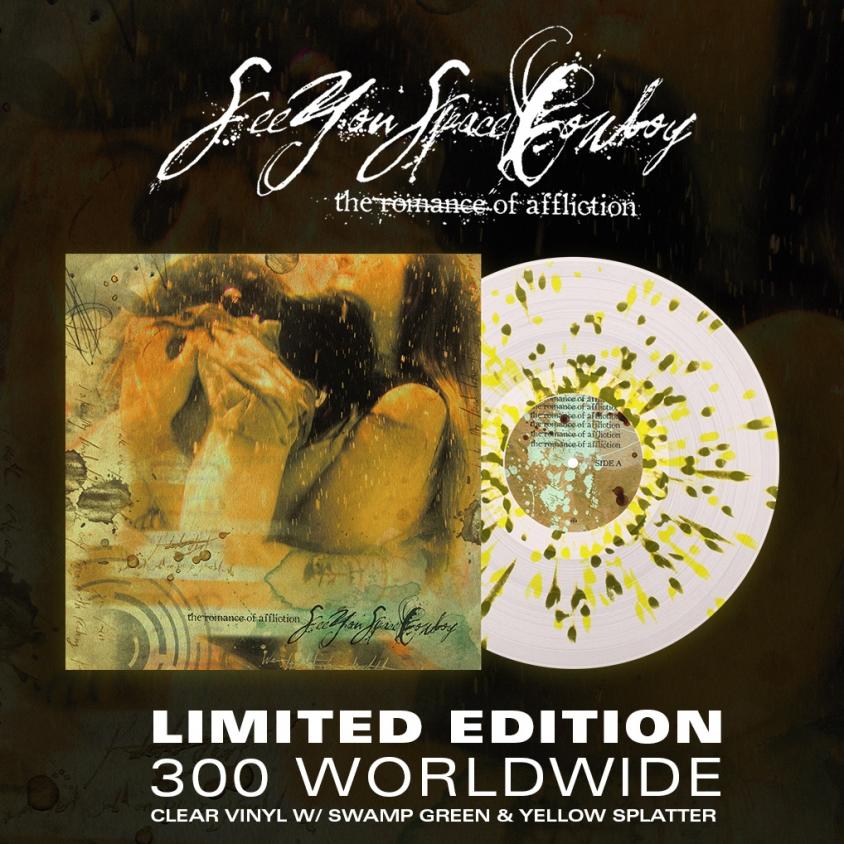 SeeYouSpaceCowboy Romance of Affliction Vinyl admat