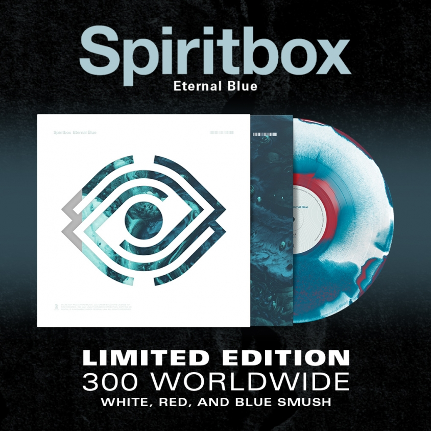 Spiritbox Eternal Blue 1018 x 1018 vinyl admat