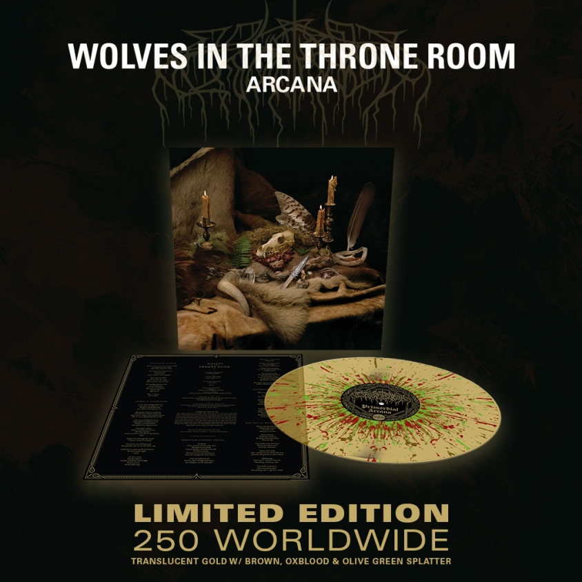 Wolves in the Throne Room Primordial Arcana 1018 x 1018