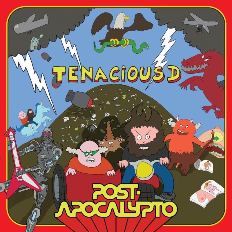 tenacious d post apocalypto