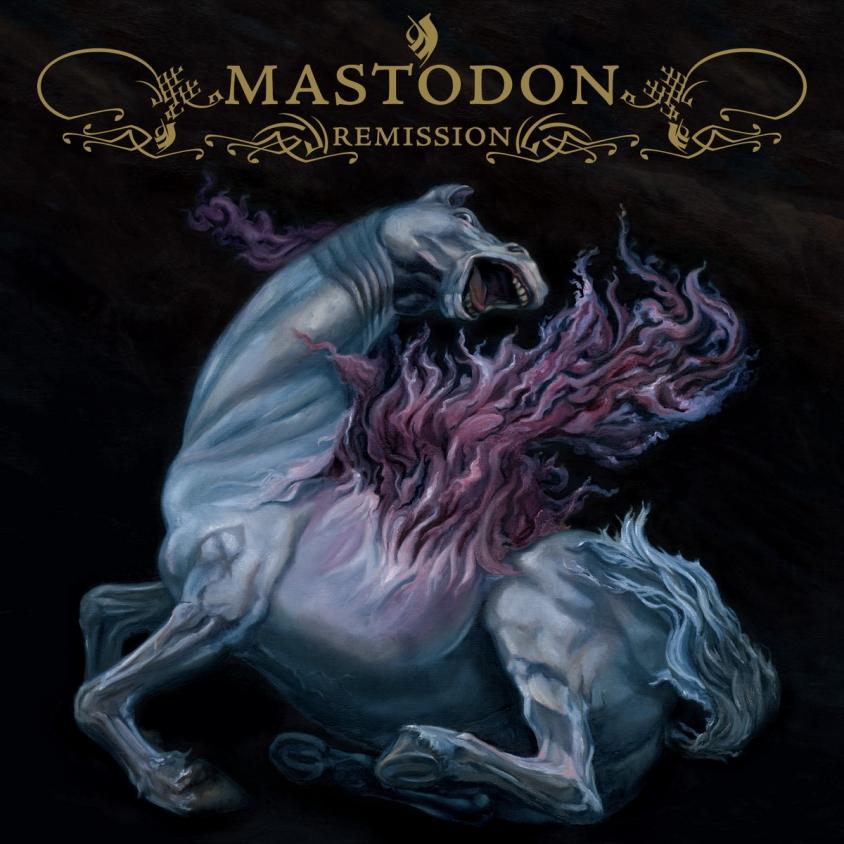 mastodon remission cover art