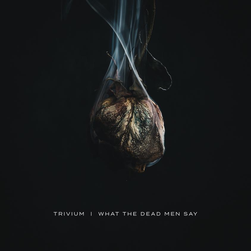 trivium new album cover dead men