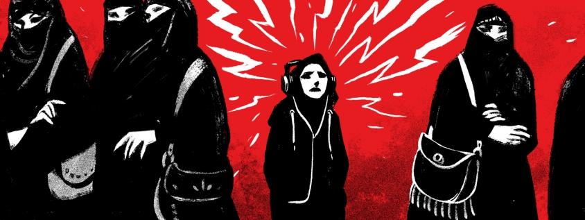 syrianrefugeemetalhead2creditbeckycloonan.jpg, Becky Cloonan
