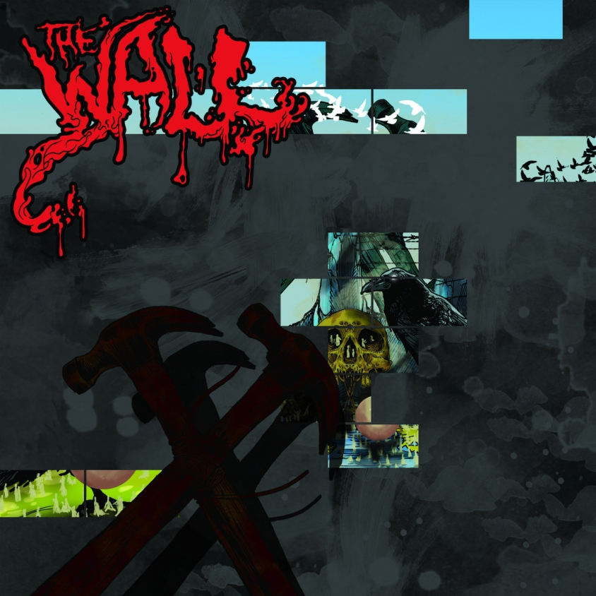 the wall redux album cover