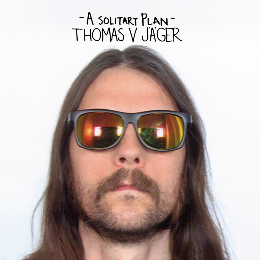 Thomas v jager Monolord album cover solo