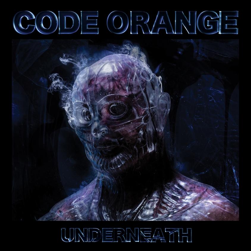 code orange album cover underneath