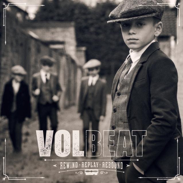 volbeat rewind cover art