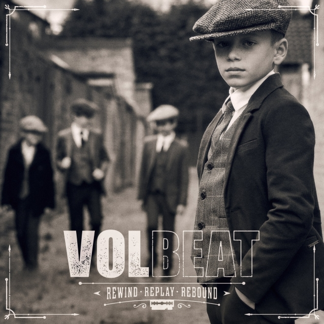 volbeat rewind cover art