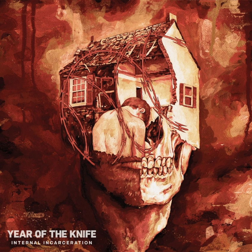 year of the knife house album cover