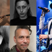 2017-musicians-we-lost comp, Tim Mosenfelder/Getty Images; Samuel Dietz/Getty Images; Martyn Goodacre/Getty Images; Imelda Michalczyk/Redferns; Rich Fury/Getty Images for iHeartMedia
