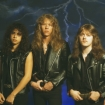 metallica 1985 GETTY, Fin Costello/Redferns/Getty Images
