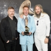 mastodon grammys 2018 GETTY, Nicholas Hunt/Getty Images for NARAS