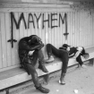 mayhem old classic graffiti