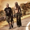 bill moseley phil anselmo illustration, Chris Wahl