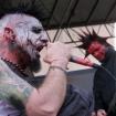 Mudvayne Live Ozzfest 2001 Getty , Scott Gries/ImageDirect