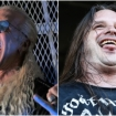 Dee Snider and Corpsegrinder Image Collage, Paul McGuire and Chelsea Lauren/WireImage