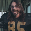 dave grohl football video