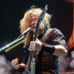 Megadeth Dave Mustaine 2020