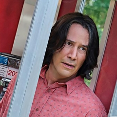 bill and ted face the music still 2020