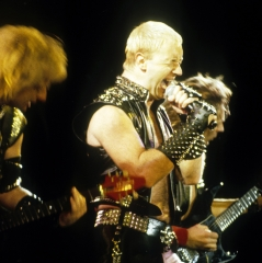 judas priest GETTY eighties, Larry Hulst/Michael Ochs Archives/Getty Images