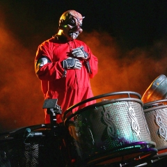 slipknot clown GETTY, Jay West/WireImage