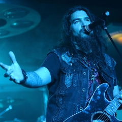 Robb Flynn 2016 Getty, Scott Dudelson/Getty Images