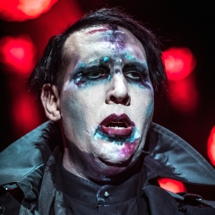 Marilyn Manson 2017 Getty 2 , Francesco Prandoni/Redferns