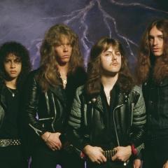 metallica 1985 GETTY, Fin Costello/Redferns