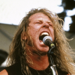 metallica james hetfield 1987 GETTY, Mike Cameron/Redferns