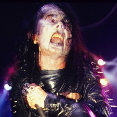 cradle of filth dani filth GETTY, Naki/Redferns