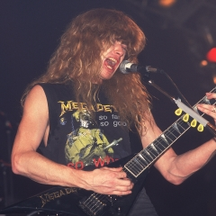 dave mustaine megadeth GETTY 1988, Paul Natkin / Getty Images