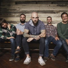 August Burns Red 2017 Press Photo 2